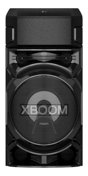 Caixa De Som Acústica LG Xboom Rn5 Bluetooth Usb Bivolt