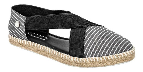 Zapato De Piso Dama Moramora 10500 Gris Negro 23-24 84521 T3
