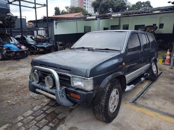 Nissan Pathfinder Diesel Td27