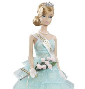 Barbie Homecoming Queen Gold Label Collection Coleção Nova