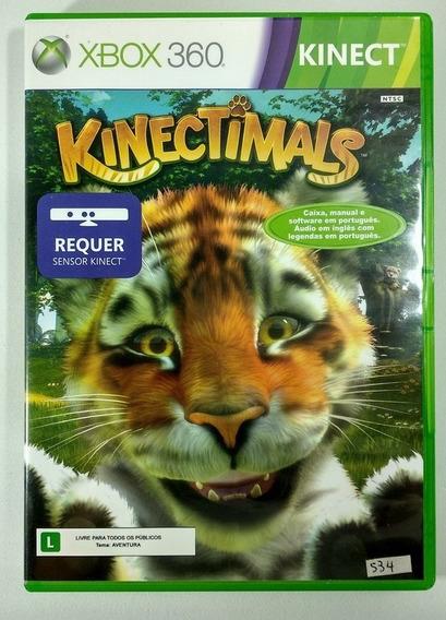 Jogo Xbox 360 Kinectimals