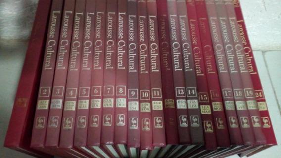 Grande Enciclopédia Larousse Cultural Incompleta 20 Volumes