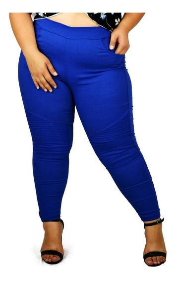 Liquidacion! Pantalon Strech Talla Extra Tipo Leggin Leg625