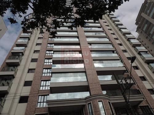 Imagem 1 de 25 de Jardim Anália Franco - Local Nobre ! Espetacular Apartamento Novo De 4 Dorms Com 186 M² E 4 Vagas De Garagem - Amplo Terraço Gourmet  - Unidade Nova, Nunca Habitada - Lazer Completíssimo - 826