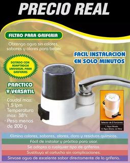 Filtro De Agua Para Monomando