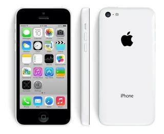 iPhone 5c 16gb Branco Original Completo Brindes