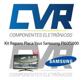 Kit Reparo Ysus Samsung Pl60f5000 - Original - Frete Grátis.