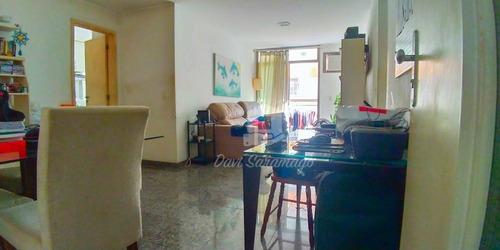 Apartamento À Venda, 87 M² Por R$ 550.000,00 - Ingá - Niterói/rj - Ap0070