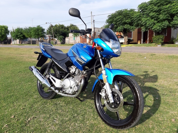Vendo Yamaha Ybr 125 Esd, En Excelente Estado, Único Dueño,