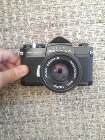 Pentax Spotmatic Sp Com Pentacon 50mm F/1.8