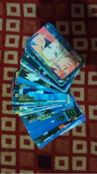 80 Tarjetas Imagics Dragon Ball Z Ultra Cards