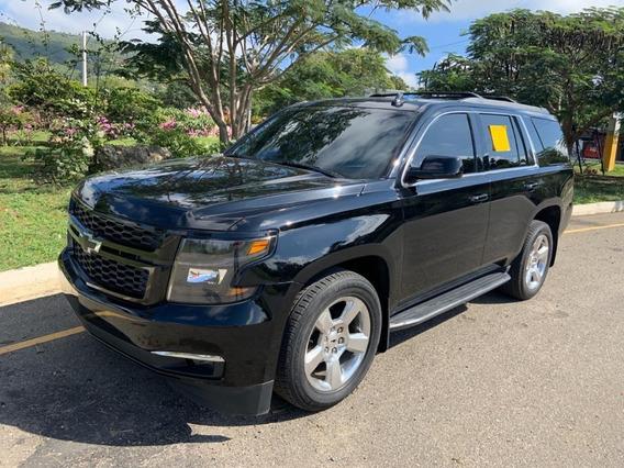 Chevrolet Tahoe 2015 Negra 4x4 Recien Importada !! Nueva!!