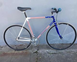 Bicicleta Master Pista Fixie Rodado 28 54
