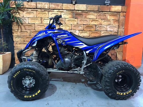 Quadriciclo Yamaha Raptor 250