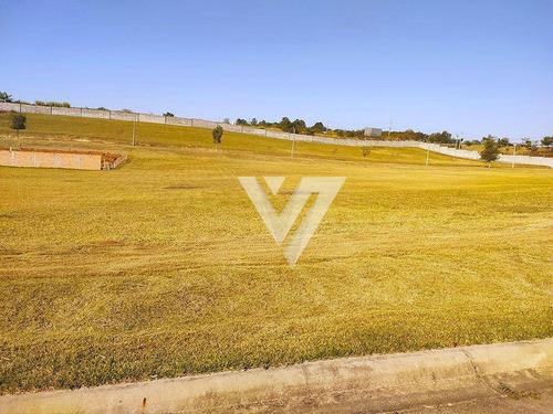 Imagem 1 de 6 de Terreno À Venda, 1000 M² - Condomínio Fazenda Jequitibá - Sorocaba/sp - Te1474