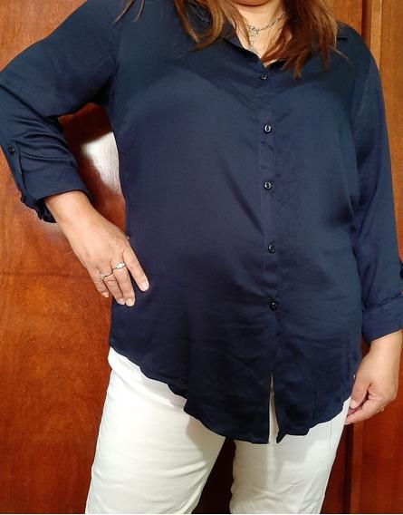 Camisa Talle Grande