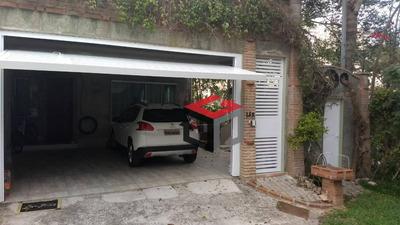 Sobrado Com 3 Dormitórios À Venda, 443 M² Por R$ 950.000 - Demarchi - São Bernardo Do Campo/sp - So22667