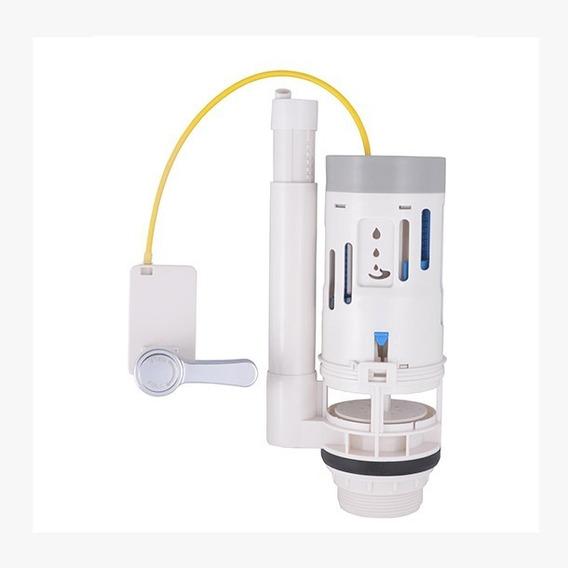 Valvula Dual Flush Wc 2-pzas Con Cable H