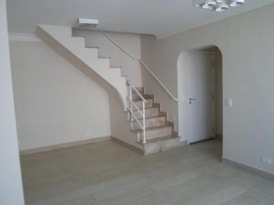 Cobertura Em Brooklin, São Paulo/sp De 164m² 3 Quartos À Venda Por R$ 1.290.000,00 - Co173938