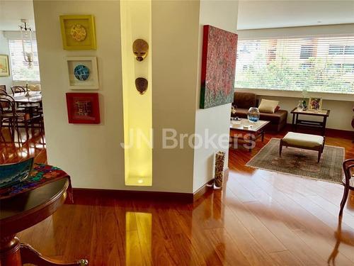 Imagen 1 de 14 de Vendo Apartartamento El Nogal Bogotá Área 195 M2