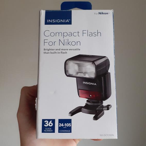 Compact Flash For Nikon - Insignia