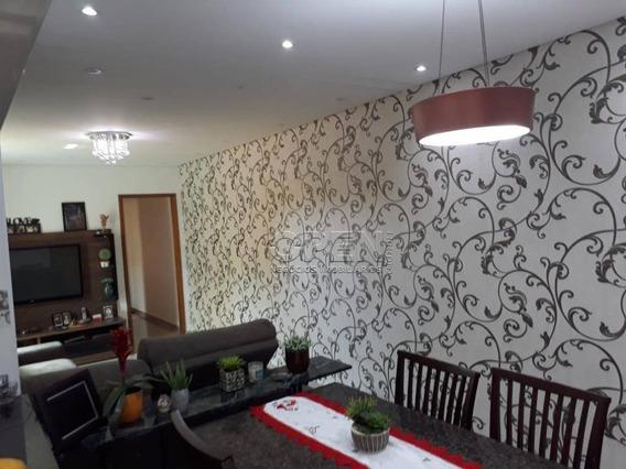 Apartamento Com 3 Dormitórios À Venda, 96 M² Por R$ 510.000,00 - Campestre - Santo André/sp - Ap10827