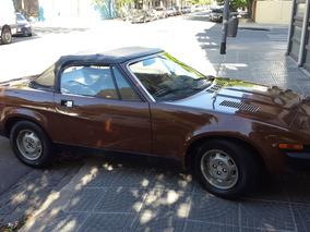 Triumph Tr7 Convertible Coupe