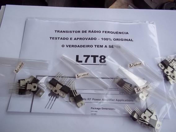 Transistor 2sc2078 Radio Hf Px Ñ Sstar Mega Star Cobra Alan