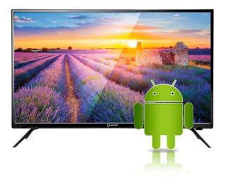 Smart Tv Led 50 Quantic Qi5068 Fhd - Envio Gratis