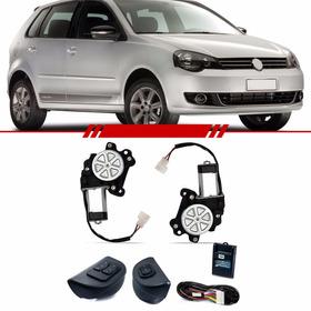 Kit Vidro Elétrico Dianteiro Sensorizado Volkswagen Golf