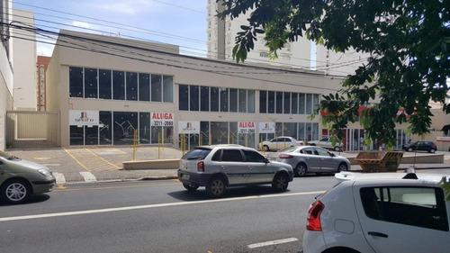 Salão Para Alugar, 387 M² Por R$ 27.000,00/mês - Centro - São José Do Rio Preto/sp - Sl0490