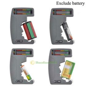 Testador De Baterias Universal Digital Lcd 9v 1,5 V Promoção