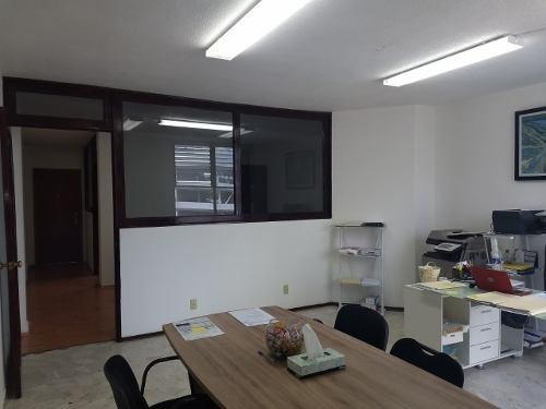 Oficina Renta Col. Del Prado Elevador Lujo 100% Céntrica
