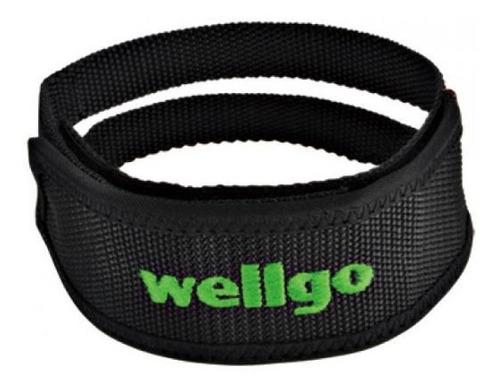 Imagen 1 de 3 de Correas Straps Bicicleta Wellgo W8 - Racer Bikes