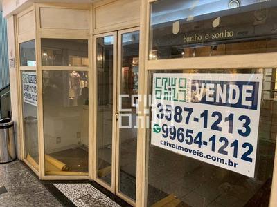 Loja À Venda, 47 M² Por R$ 1.150.000 - Icaraí - Niterói/rj - Lo0016