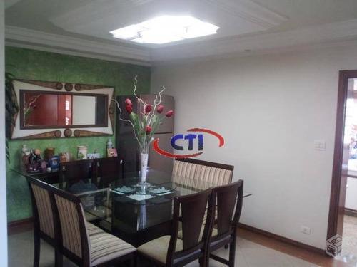 Imagem 1 de 30 de Excelente  Sobrado  4 Dormitórios À Venda, Paulicéia, São Bernardo Do Campo. - So0152