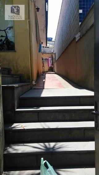 Terreno Residencial À Venda, Jardim Santo Antônio, Santo André. - Te0695