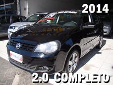Polo 2.0 Sedan 2014 - Zero Entrada É Aqui!