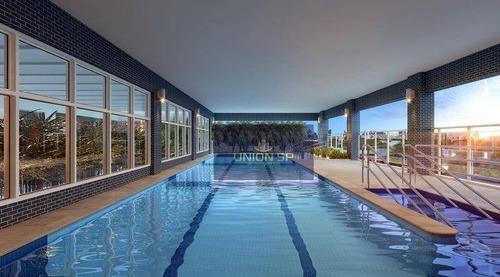 Apartamento À Venda, 110 M² Por R$ 1.705.000,00 - Pinheiros - São Paulo/sp - Ap28208