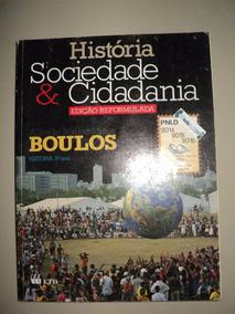 Livro - Historia Sociedade E Cidadania 9 Boulos F20