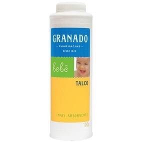 Talco Bebê Tradicional - 100 Gramas - Granado