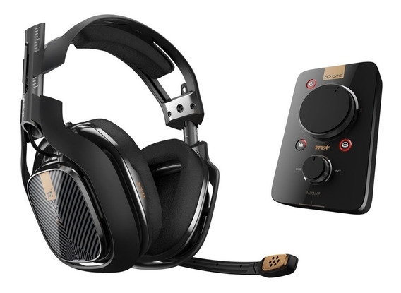 Auricular Astro A40 Mixamp Pro Tr Gaming Ps4 Pc Mac Switch