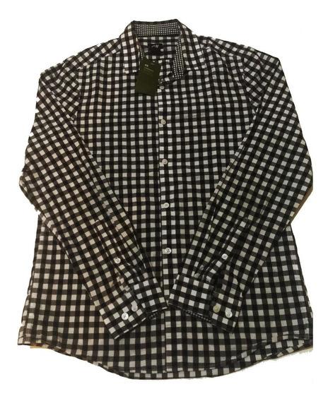 Camisa Marca Hm De Caballero Talla S, Original, Nueva