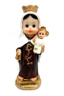 Virgen Del Carmen Bebe 20cm 529-39024 Religiozzi