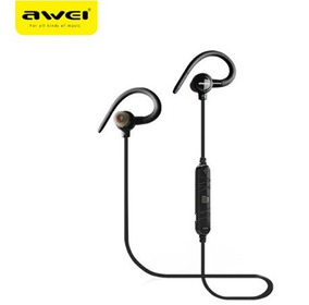 Fone Esportivo Awei A620bl Bluetooth Preto