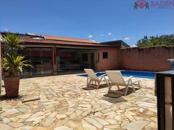 Casa Residencial / Comercial Em Campinas - Sp, Parque São Quirino - Ca01310