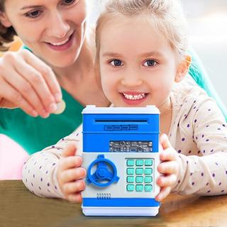 Billetes Y Monedas Caja Fuerte Electrónica + Envío Gratis