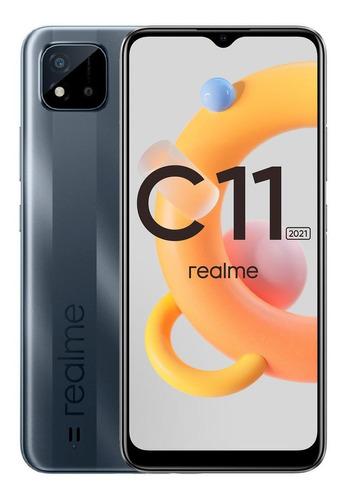 Imagem 1 de 4 de Realme C11 (2021) Dual SIM 32 GB cool grey 2 GB RAM