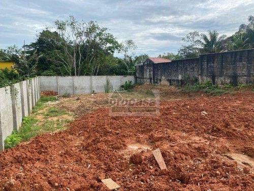 Imagem 1 de 2 de Ótimo Terreno À Venda, Em Condomínio Fechado, 1000 M² Por R$ 285.000 - Ponta Negra - Manaus/am - Te0817