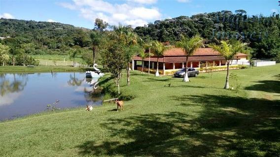 Sítio Com Lago Em Atibaia (jr)